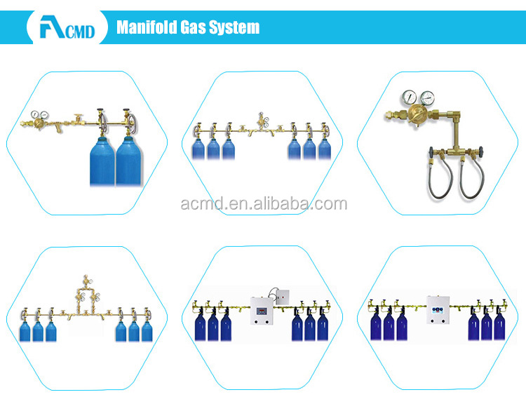 Hospital Ball Valve With Extensions for Zone Control Valve Box