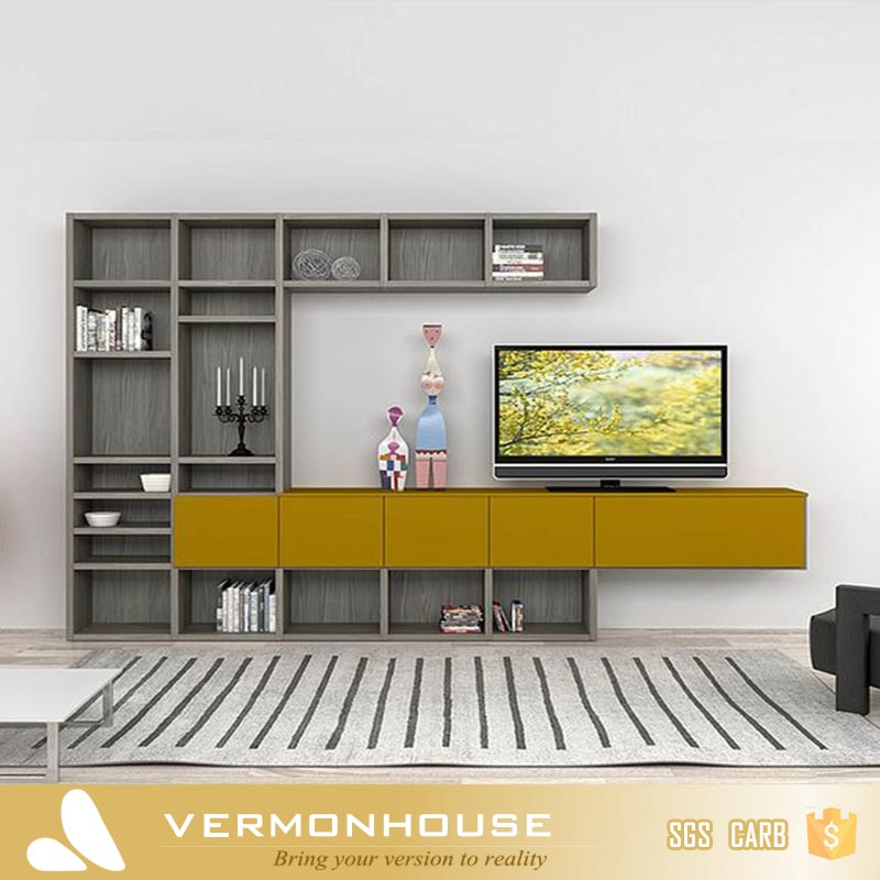 Gentil Living Room Showcase Design Wood TV Showcase, View Wood TV Showcase,  Vermont Product Details From Hangzhou Vermont Deluxe Materials Co., Ltd. On  Alibaba.com