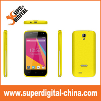 wholesale price mobile phone dual core MTK6572 3G android smart phone