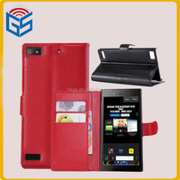 Business Style Design Magnetic Flip Cover Stand Wallet Leather Case For Blackberry Z3
