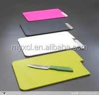 safety,eco-friendly plastic cutting board with FDA approved uhmwpe sheet/hdpe sheet