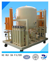 Multi-Funtion Return Filter Type and Vacuum Used Transformer Oil Filter Machine
