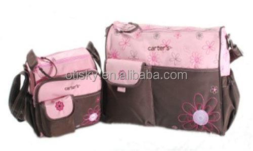 Baby diaper nappy changing bag