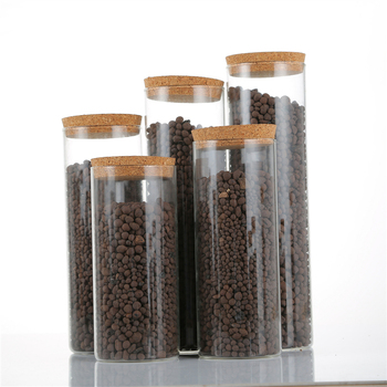 Buy Glass Packaging Jars Glass Storage Jar Glass Sugar And Coffee Storage Jar Set