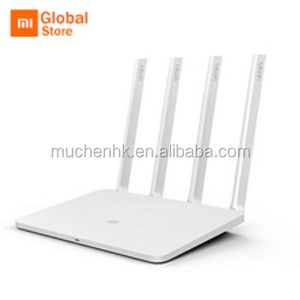 Xiaomi Router 3 High Speed 1167Mbps Dual Band 2.4G 5G Wireless English Repeater 128MB