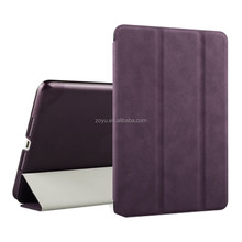 for apple ipad air 2 grain 3 fold and fashion tablet keyboard case for ipad air2