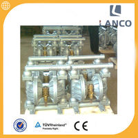 Aluminum Alloy Anti-Corrosion Water Double Diaphragm Pump with High Quality