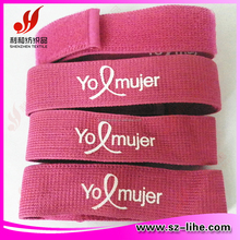 boots, books, pallets, shoes, garments, medical equipments, wristlets colored hook and lop elastic strap, stretch binding band