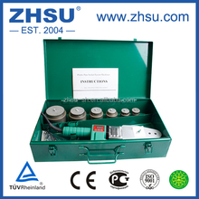 ZHSU factory welding machine for ppr pipe and fittings