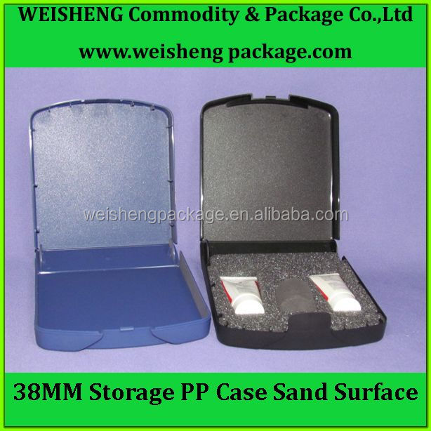 Cheap Hard PP Plastic Packing Box/ PP Tool Case