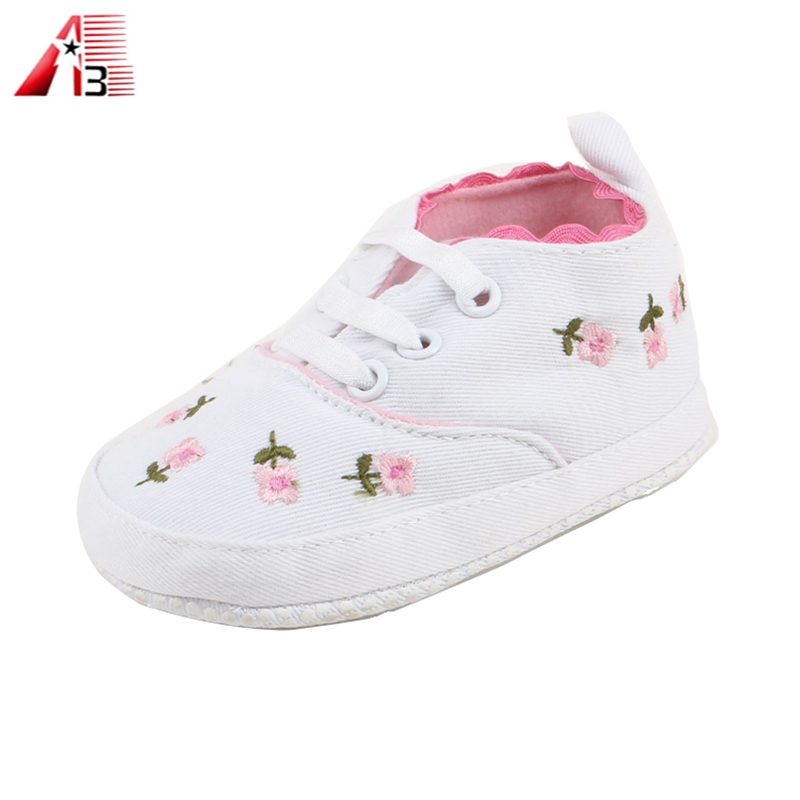 Cute cartoon comfortable soft baby shoes girls
