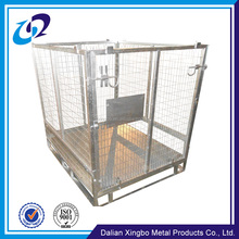 Storage welded steel wire cage