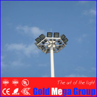 factory direct best quality 20m 25m 30m china made OEM available price high mast light
