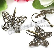useful jewelery finding about the butterfly,earring hooks