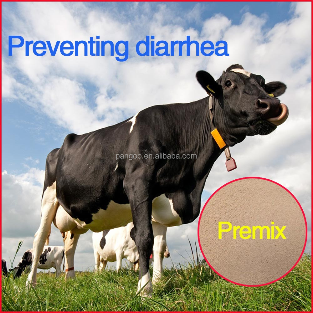 Preventing Diarrhea , dairy cattle feed