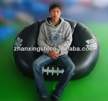 popular design promational PVC inflatable sofa chairs portable air chair