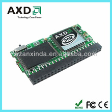 for digital signage 8gb/16gb 44pin vertical ssd hard drive