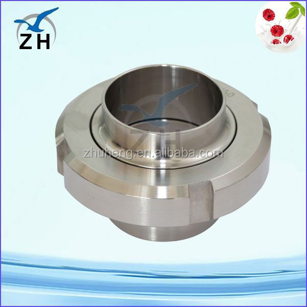 SMS union hex round coupling nuts