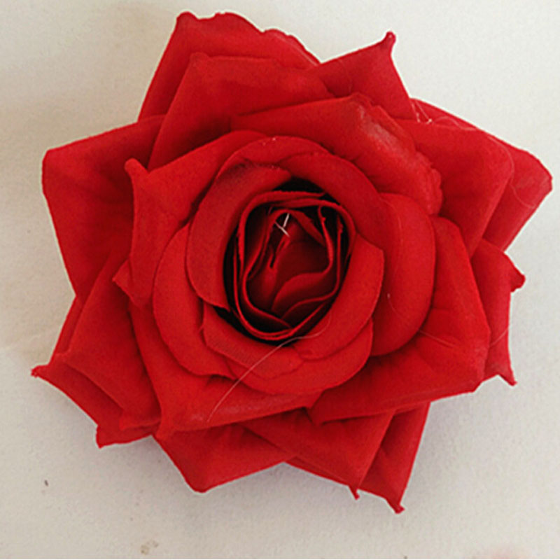 stocking flowers designs decorative flowers without stems doe wedding wall red rose head