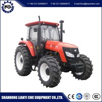 Long Lifetime Agricultural Crawler Tractor 55hp tractor with two PTO speed