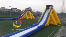 Durable PVC Giant exciting Hippo Inflatable Slide/Water Slide for Adults/Commercial Inflatable Slides
