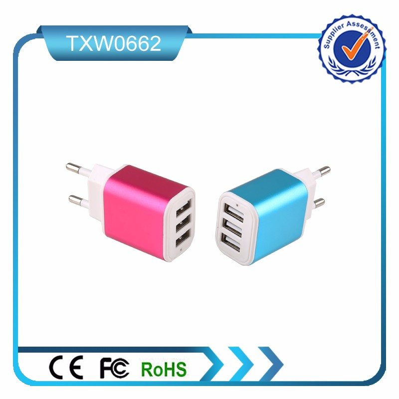 Best IC chip wall phone charger 5v 2a / 4a tablet PC charger