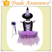 Factory Sale Sex Cosplay Halloween Girls Costumes With Hat