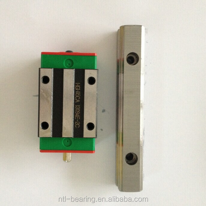 HIWIN brand HGH15CA linear block bearing and HGR15 guide rail