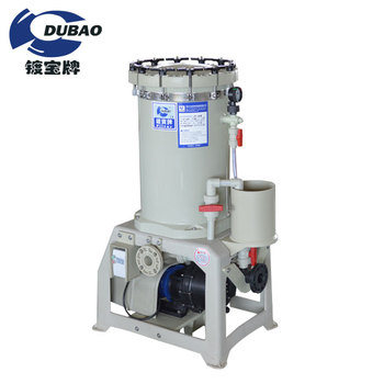 Factory produced waste chemical liquid bag filter/water treatment filter for electroplating equipment