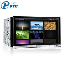 Double Din Car Player GPS 2 Din Player Universal Multifunctional DVD Car Player