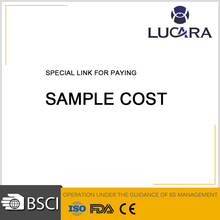 Lucara Glasses official link samples cost each pc 1 USD