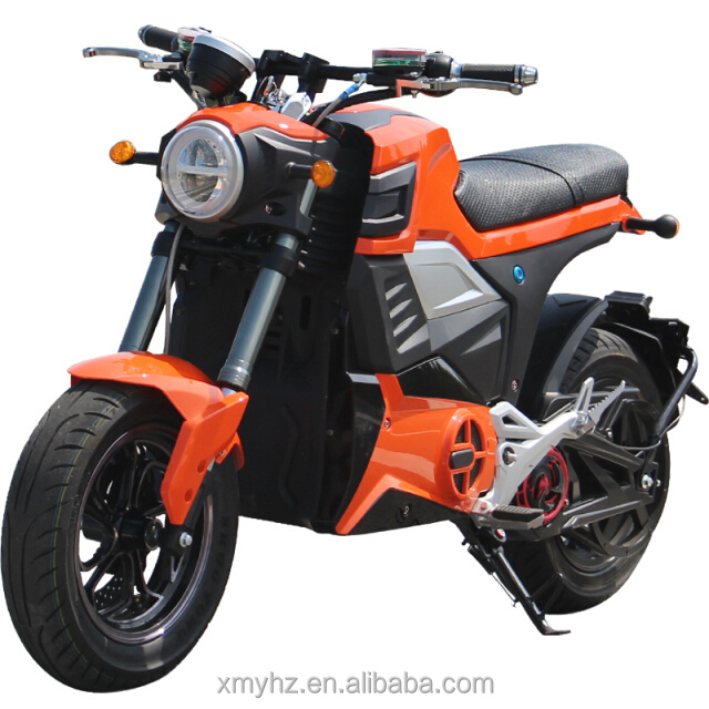 electric powered mid drive chinese motorcycle for sale (YHZ-EM-03)