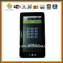 7inch built-in 3G wifi phone call MID