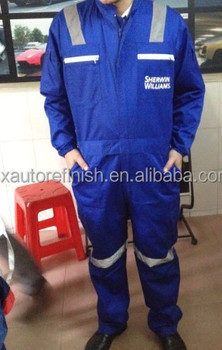CE certified Workwear Coverall with hood