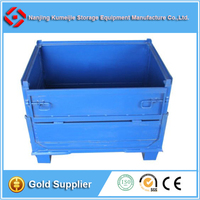 Stackable Storage Metal Box Container