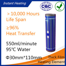 10,000 Hour Life Instant 3kw Electric Hot Water Heating Element for Solar Water Heater