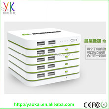 Shenzhen factory QC2.0 and Type-C patent design 12000mah power bank