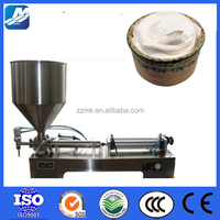 Commercial equipment cream cheese filling machine