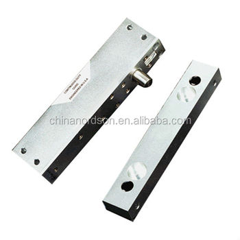 NI-610 electric solenoid bolt lock With timer and door position detection