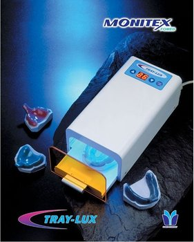 Dental Individual tray Fluorescent Curing Unit