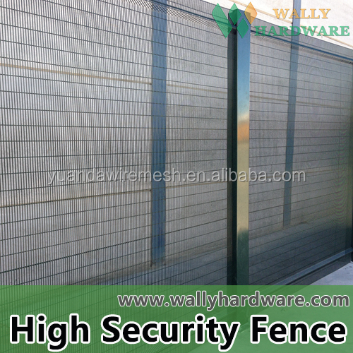 indoor security fence