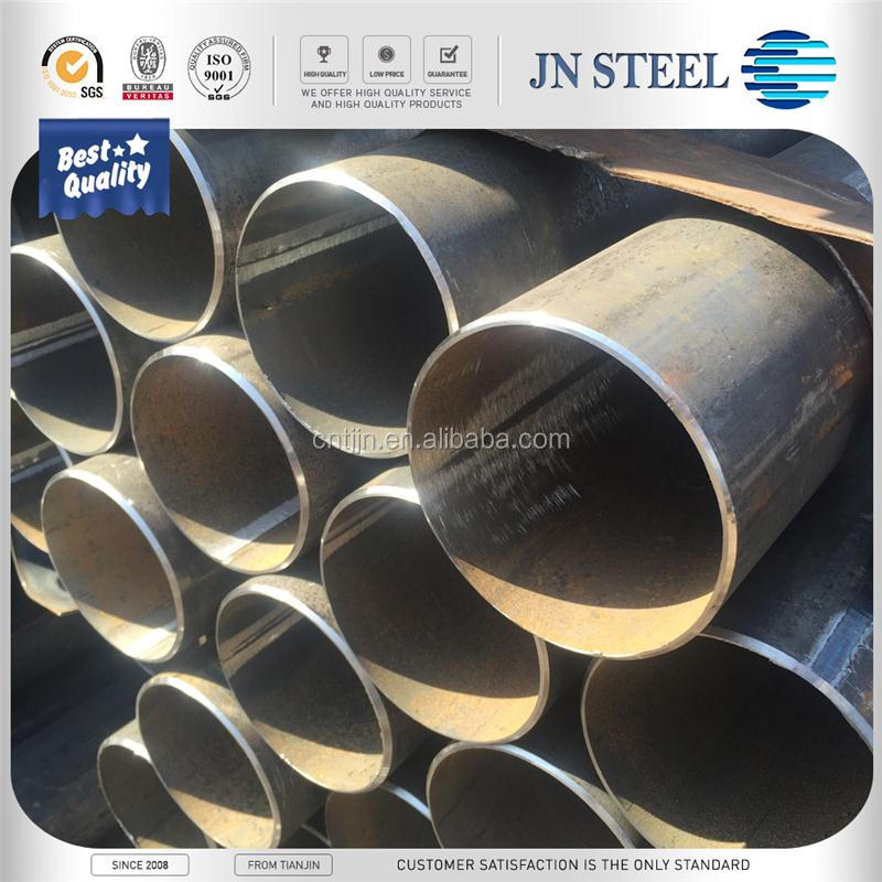 ansi standard black steel carbon steel pipe fittings cap beveled ends pipe