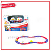 Nice kids electric car track toy