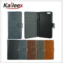 Leather Belt Clip Flip Wallet Case For iPhone 6 plus Leather Case,For iPhone6 Plus 5.5 inch Leather Case