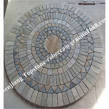 natural cheap red granite pavement for outdoor paving stone