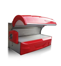 Hot sale!!! CE approved 42 Lamps Home use solarium tanning beds ,S304