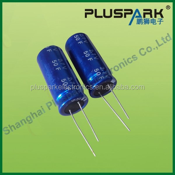 50F 2.7V Ultracapacitor , Super capacitor,Brand Quality