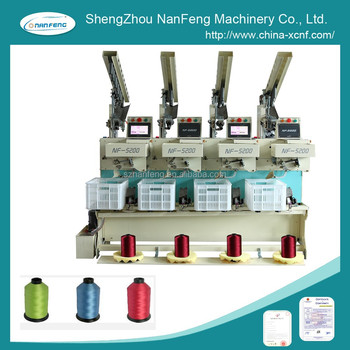 NF5200 Fully Automatic Sewing thread winding Machine