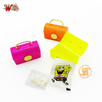 Best price welcomed tasty pressed treasure box christmas candy with tatto