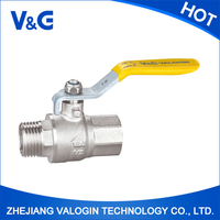 Excellent Material Hot Product Water-Proof Natural Gas Shutoff Valve